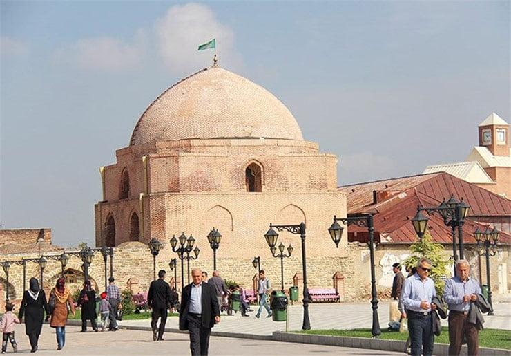 ارومیه شهر منتخب گردشگری 2020