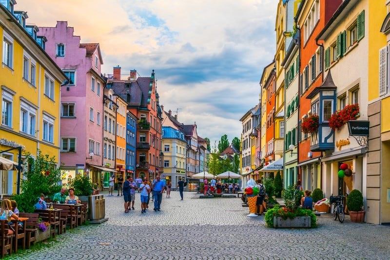 زیبا ترین خیابان های دنیا