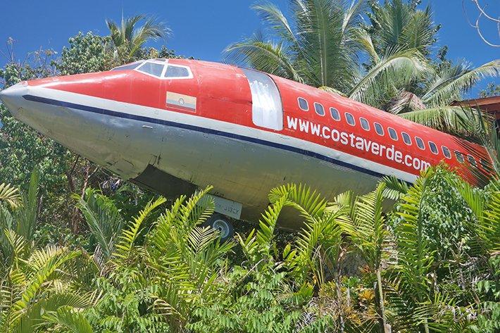 هتل بوئینگ 727