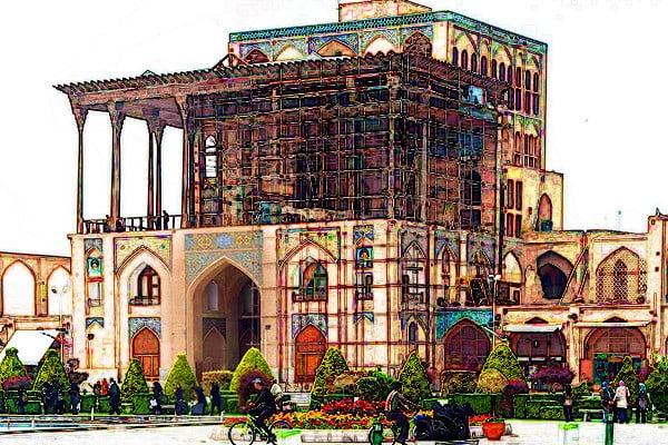 تور اصفهان و گشت و گذار در جاهای دیدنی اصفهان