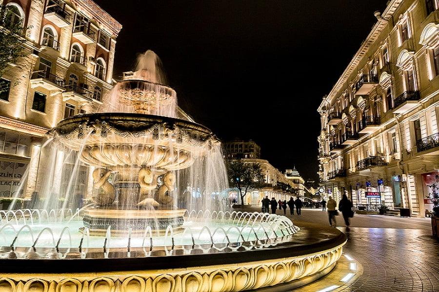 معروف ترین مراکز خرید در باکو