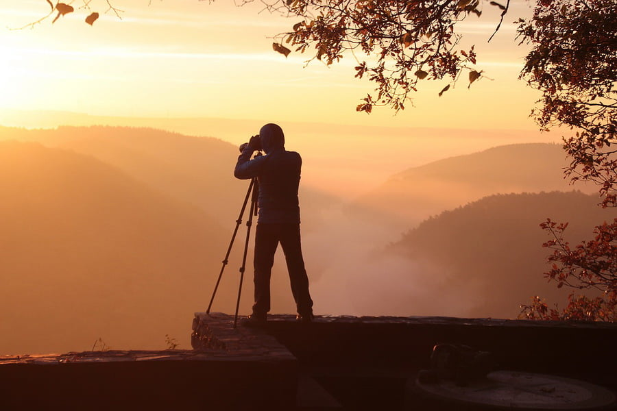 مستند سازی با دوربین عکاسی