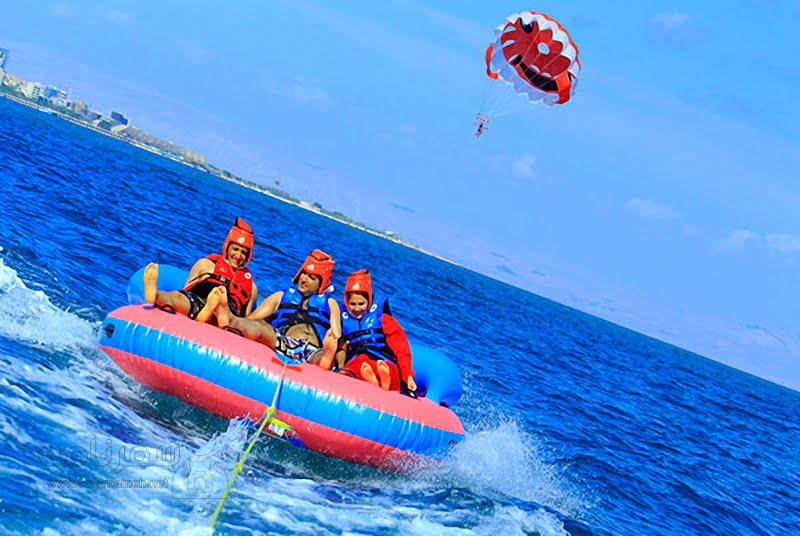 شاتل و تفریح هیجان انگیز در سفر به جزیره کیش در تور سفر باتو