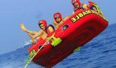 تفریح مهیج شاتل در سفر به جزیره زیبای کیش