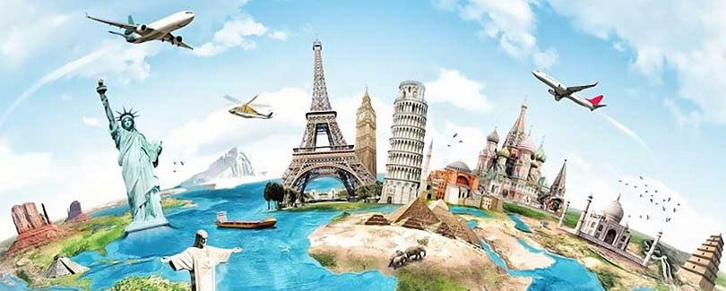 تعریف انواع گردشگری و زیرشاخه های سفر و صنعت توریسم