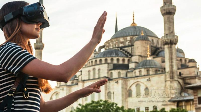 واقعیت مجازی در صنعت گردشگری