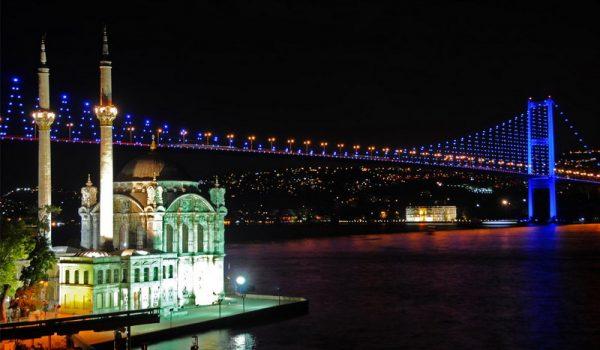 پل های شهر استانبول ترکیه