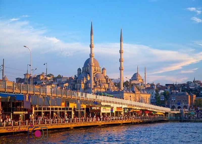 معرفی پل گالات استانبول واقع در ترکیه در سایت سفرنامه